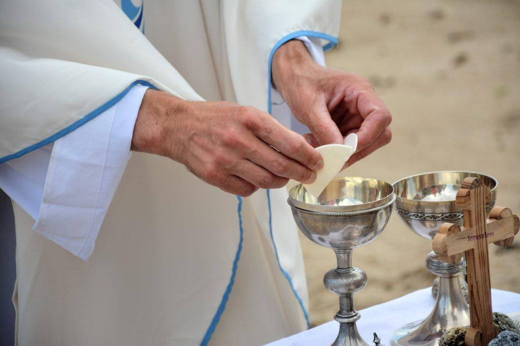 Wir sind für euch da Messe (Messstipendien)